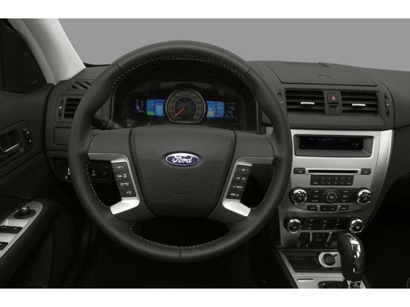 2010 Ford Fusion Hybrid Base Interior Shot 3