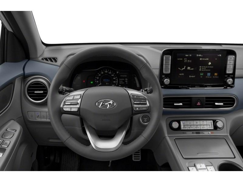 Ottawas New 2019 Hyundai Kona Ev Preferred Wtwo Tone In Stock New