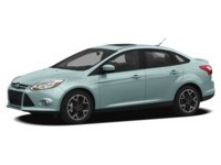 2012 Ford Focus SE MANUAL *** FREE WINTER TIRS & RIMS INC!!! *** Frosted Glass Metallic  Shot 8
