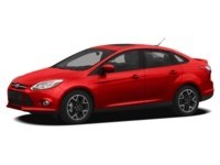 2012 Ford Focus SE MANUAL *** FREE WINTER TIRS & RIMS INC!!! *** Race Red  Shot 10