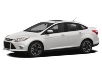 2012 Ford Focus SE MANUAL *** FREE WINTER TIRS & RIMS INC!!! *** Oxford White  Shot 24