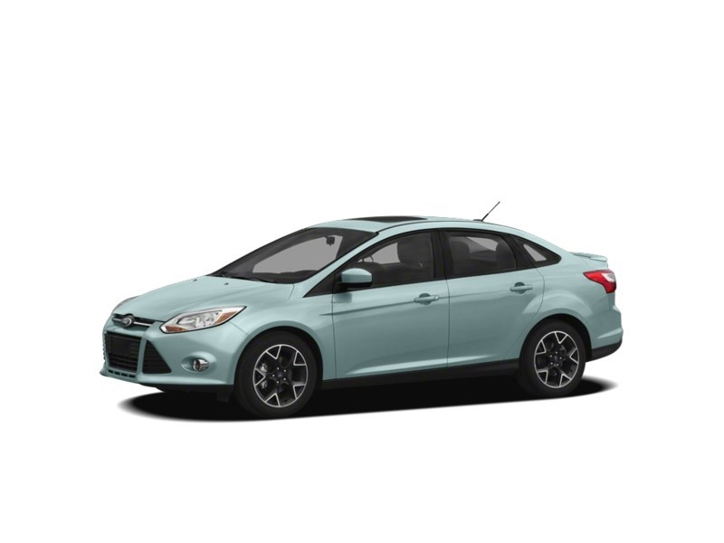 2012 Ford Focus SE MANUAL *** FREE WINTER TIRS & RIMS INC!!! *** Frosted Glass Metallic  Shot 7