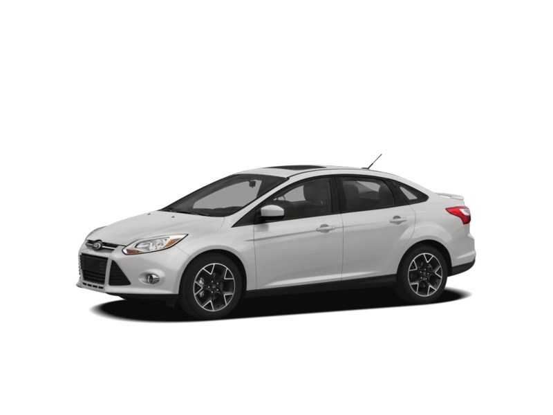 2012 Ford Focus SE MANUAL *** FREE WINTER TIRS & RIMS INC!!! *** Oxford White  Shot 23