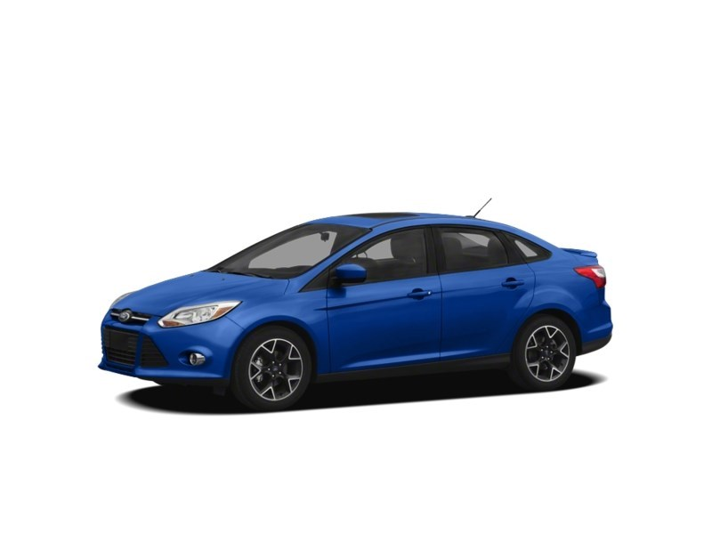 2012 Ford Focus SE MANUAL *** FREE WINTER TIRS & RIMS INC!!! *** Blue Candy Metallic Tinted Clearcoat  Shot 25