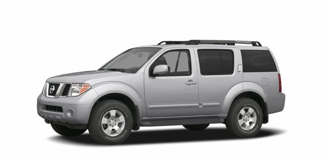 Nissan Build And Price >> Ottawa S 2007 Nissan Pathfinder Vehicle Build And Quote Pricing
