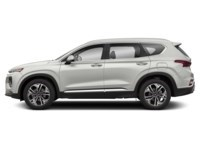 2019 Hyundai 2019 HYUNDAI SANTA FE LUXURY AWD! LOADED LOADED LOAD W/FEATURES!!! Luxury Quartz White  Shot 3
