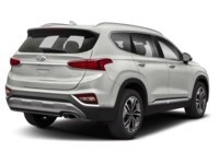 2019 Hyundai 2019 HYUNDAI SANTA FE LUXURY AWD! LOADED LOADED LOAD W/FEATURES!!! Luxury Quartz White  Shot 2