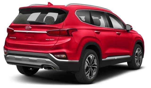 Ottawa S New 2019 Hyundai Santa Fe New Vehicle Model Overview